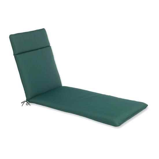 The CC Collection - Garden Lounger Cushion - Green
