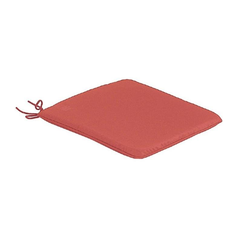 The CC Collection - Garden Seat Cushions - Garden Seat Pad - Terracotta
