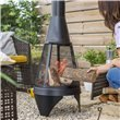 BillyOh Mesh Colorado Medium  Chiminea