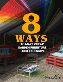 8 Ways to Make Cheap Garden Furniture Look Expensive