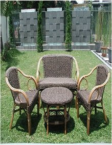 HOW LONG DOES RATTAN GARDEN FURNITURE LAST?
