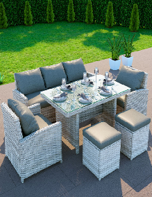 Why Rattan Garden Furniture Is So Popular