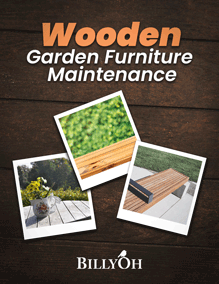 Wooden Garden Furniture Maintenance